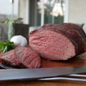 Grass-fed Beef - Rump Roast - avg 3.5 lbs each (3 roast minimum)