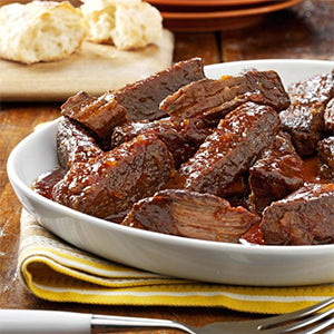 Grass-fed Beef Short Ribs - approx. 1.7 lbs/pack (minimum 5 pack purchase)