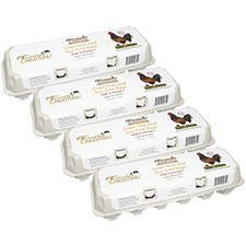 4 dozen Glyphosate-Tested Soy-free Eggs