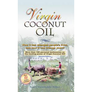 Book - Virgin Coconut Oil Book Revised Edition - HBC