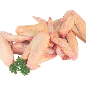 Chicken Wings - Pastured Poultry - 10 per pack, approx. 3.5 lbs. (2-pack minimum)