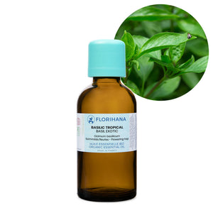 Basil Exotic Essential Oil – 50g