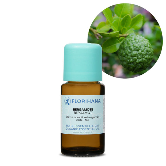 Bergamot Essential Oil – 15g