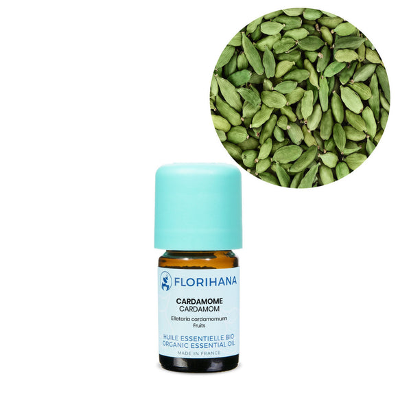Cardamom Essential Oil - 5g