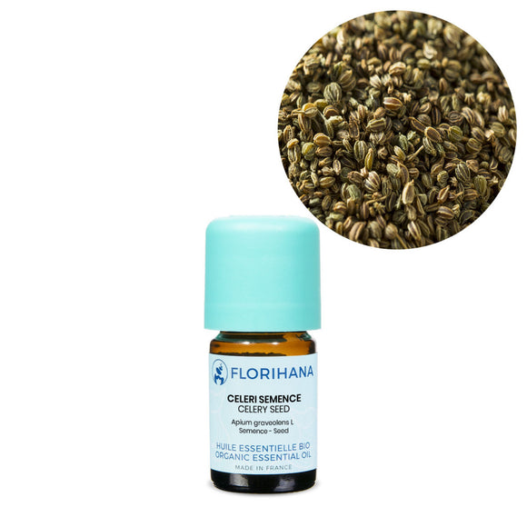 Celery Seed Essential Oil – 5g