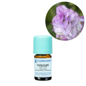 Clary Sage Essential Oil - 5g