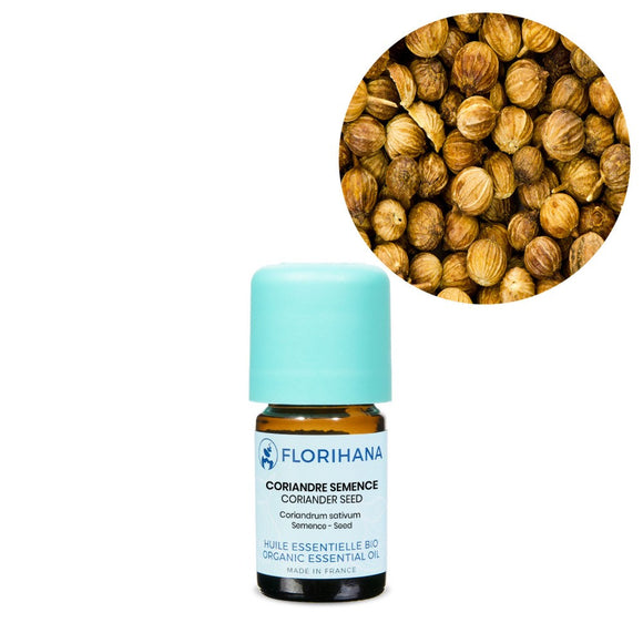 Coriander Seed Essential Oil – 5g