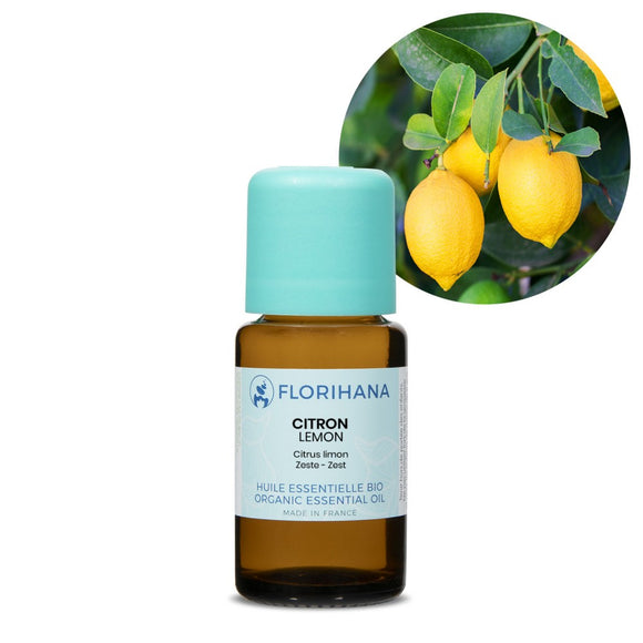 Lemon Essential Oil – 15g