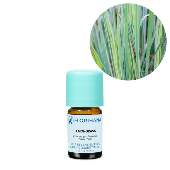 Lemongrass Essential Oil – 5g