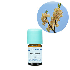 Litsea Cubeba Essential Oil – 5g