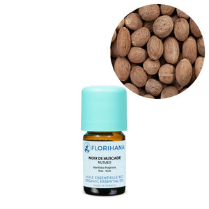 Nutmeg Essential Oil - 5g