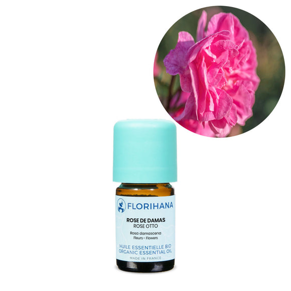Rose Otto Essential Oil - 2g