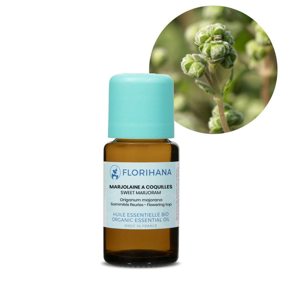 Marjoram Sweet Essential Oil – 15g