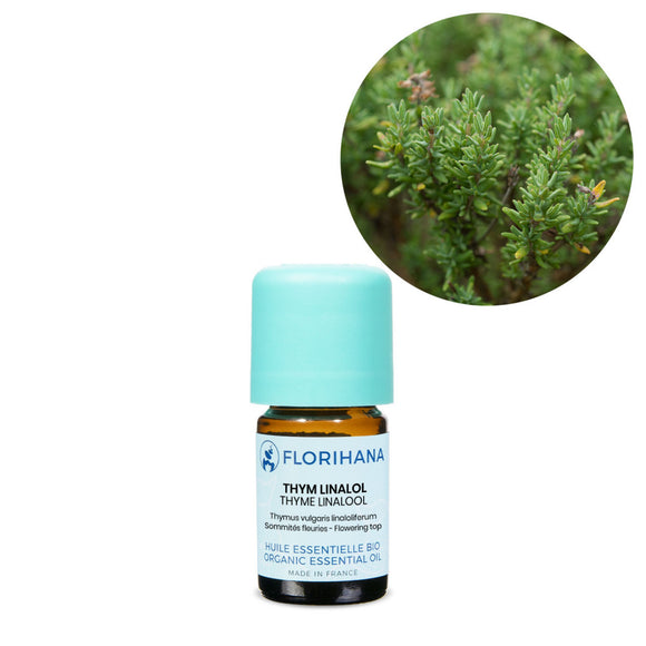Thyme Linalool Essential Oil - 5g