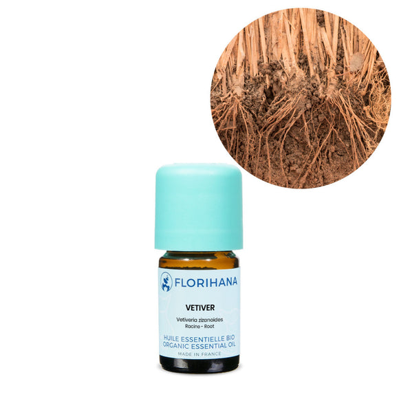 Vetiver Essential Oil - 5g
