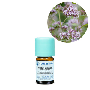 Oregano Wild Essential Oil – 5g