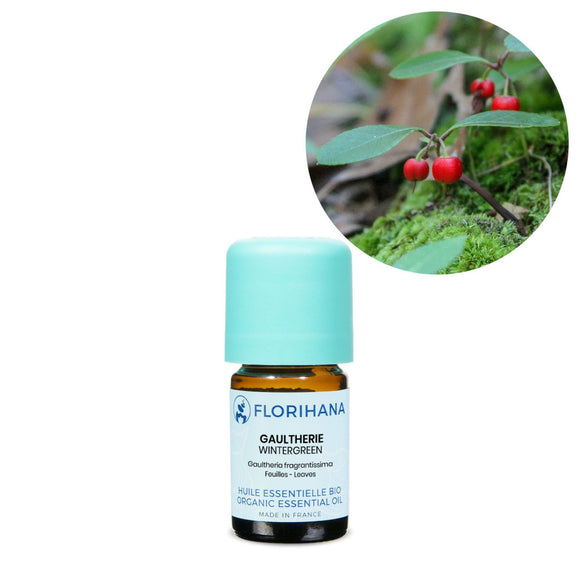 Wintergreen Essential Oil – 5g