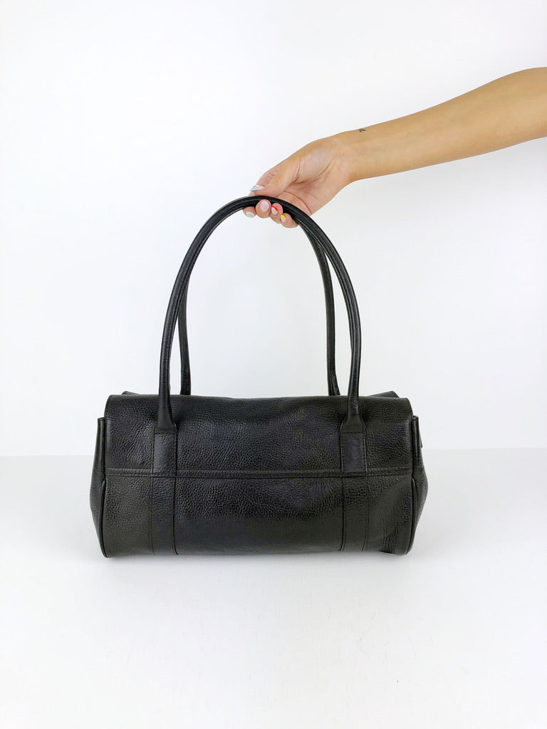Mulberry Lille Bayswater Taske