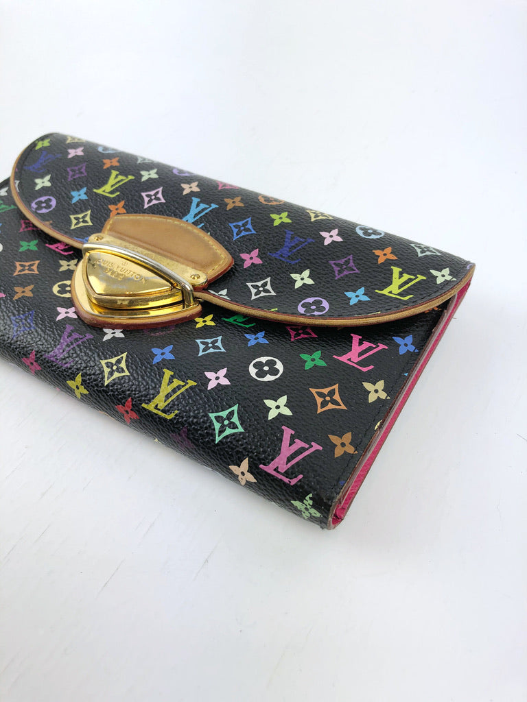 Louis Vuitton Multicolor Pung/Wallet