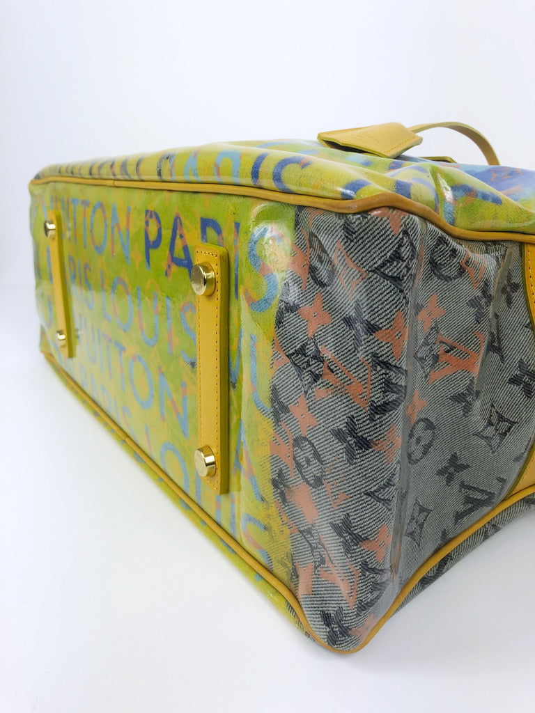 Louis Vuitton Multicolored Limited Edition