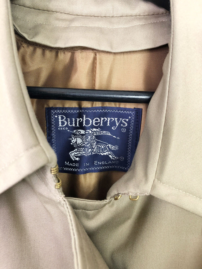 Burberry Trenchcoat - Passer Ca Str XL