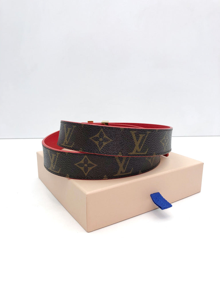 Louis Vuitton Monogram Bælte