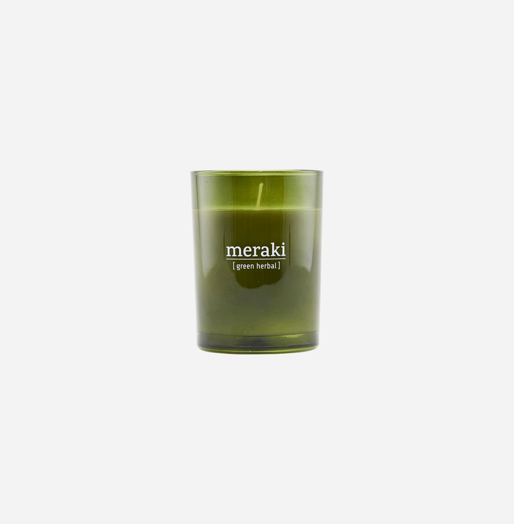 Meraki Duftlys, Green herbal