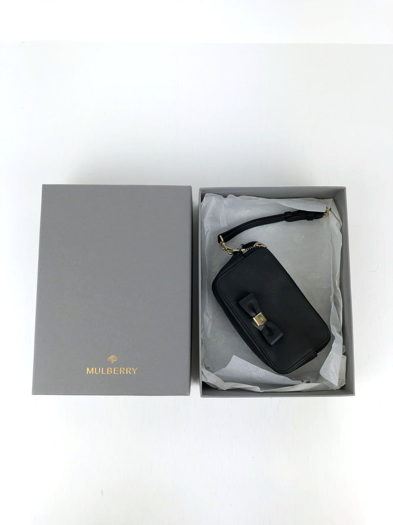Mulberry Lille Makeup Clutch