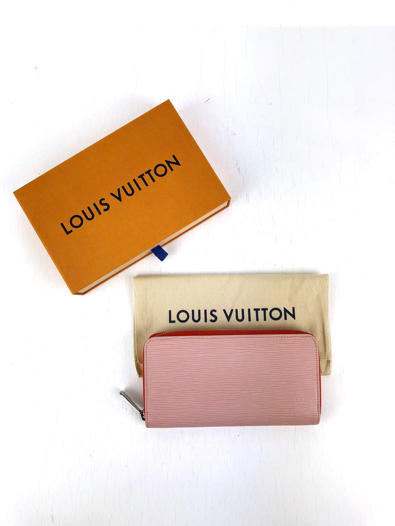 Louis Vuitton Zippy Wallet (Nypris ca 4.950 kr)