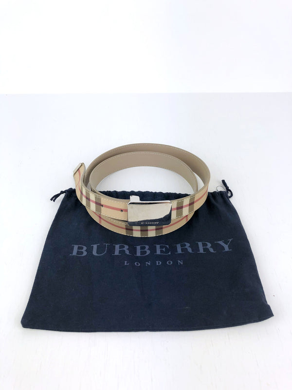 Burberry bælte - Str 100