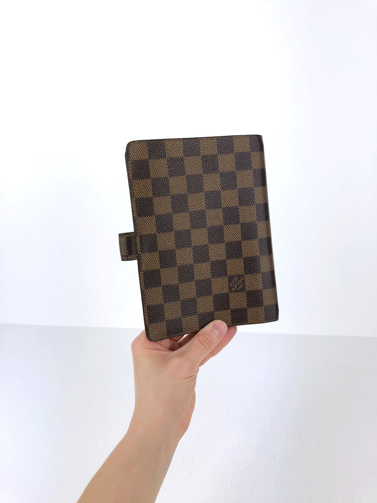 Louis Vuitton Medium Agenda Cover/ Kalender