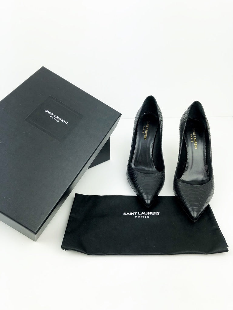 Ysl/ Saint Laurent Stiletter