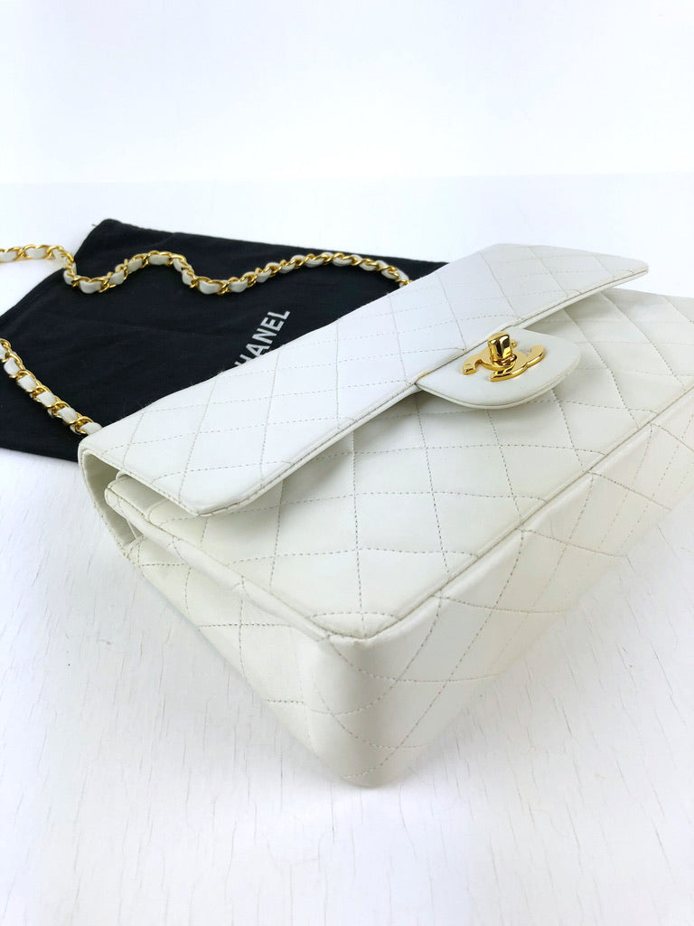 Medium Double Flap Bag