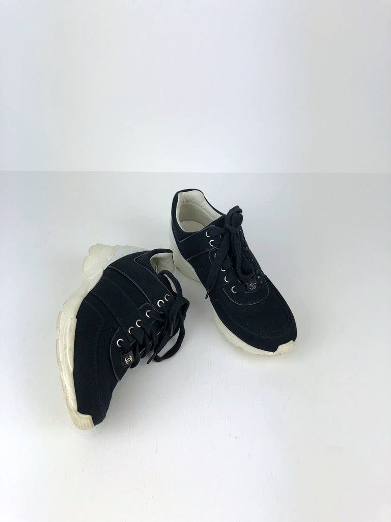 Chanel Sneakers - Str 38