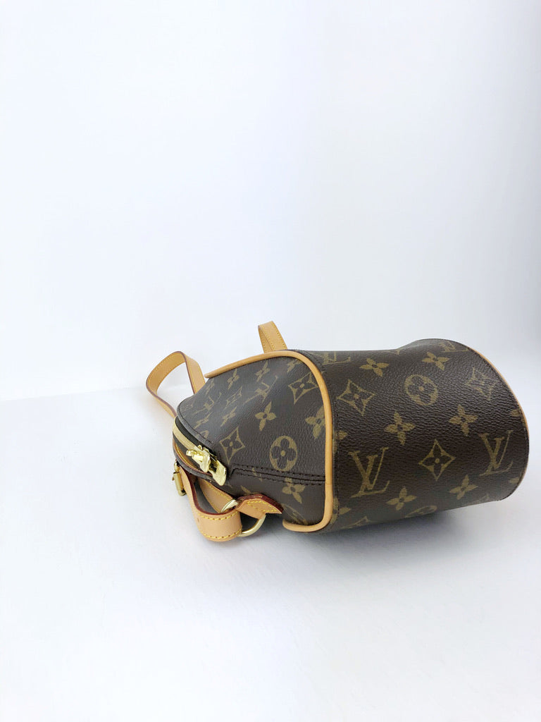 Louis Vuitton Backpack Ellipse Monogram Vintage