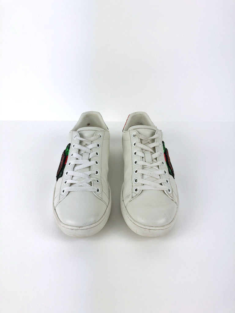 Gucci Sneakers - Str 38,5/39,5