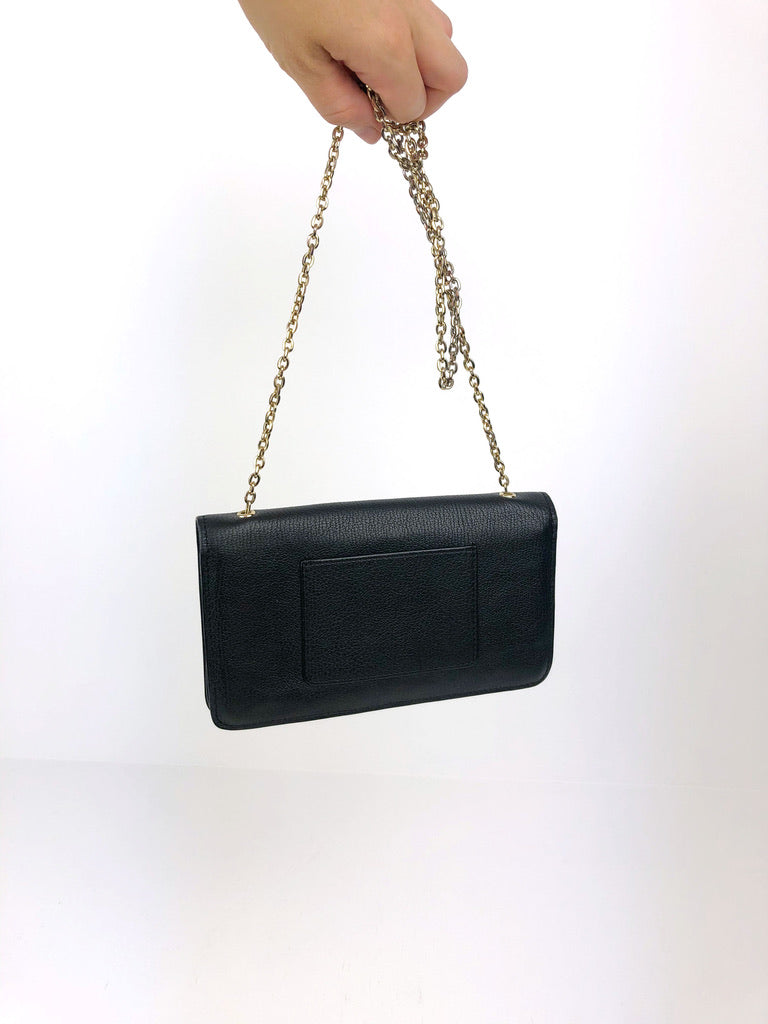 Mulberry Wallet On Chain/Crossbody Bag