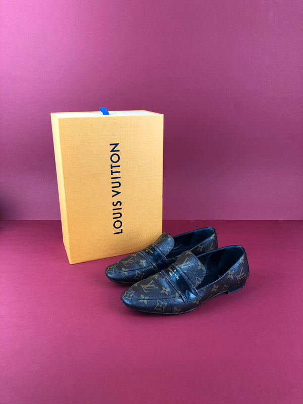 Louis Vuitton Monogram Loafers