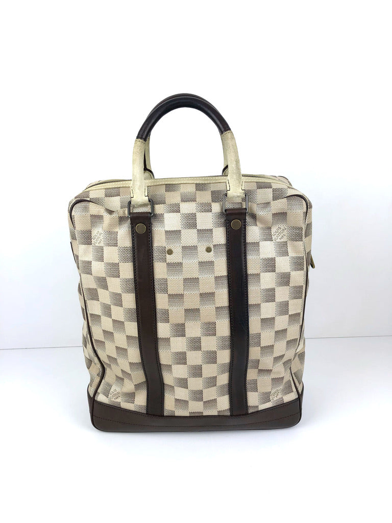 Louis Vuitton Cabas T. Damier Lune, Limited Bag