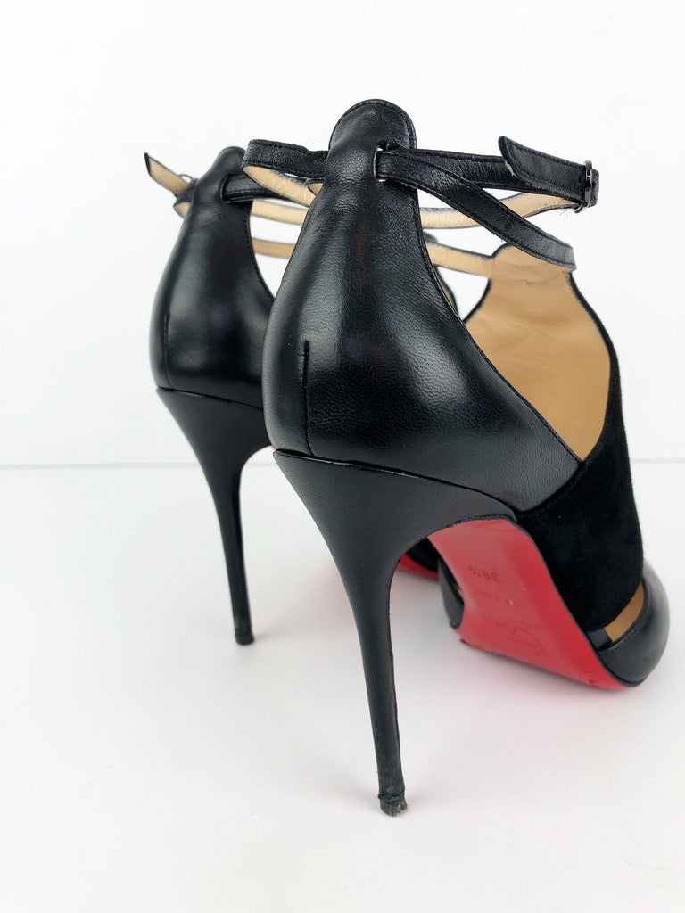 Christian Louboutin Stiletter - Str 39,5