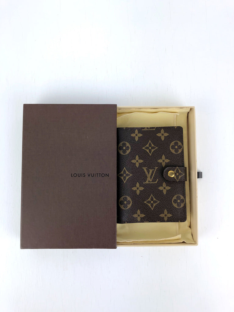 Louis Vuitton Monogram Kalender