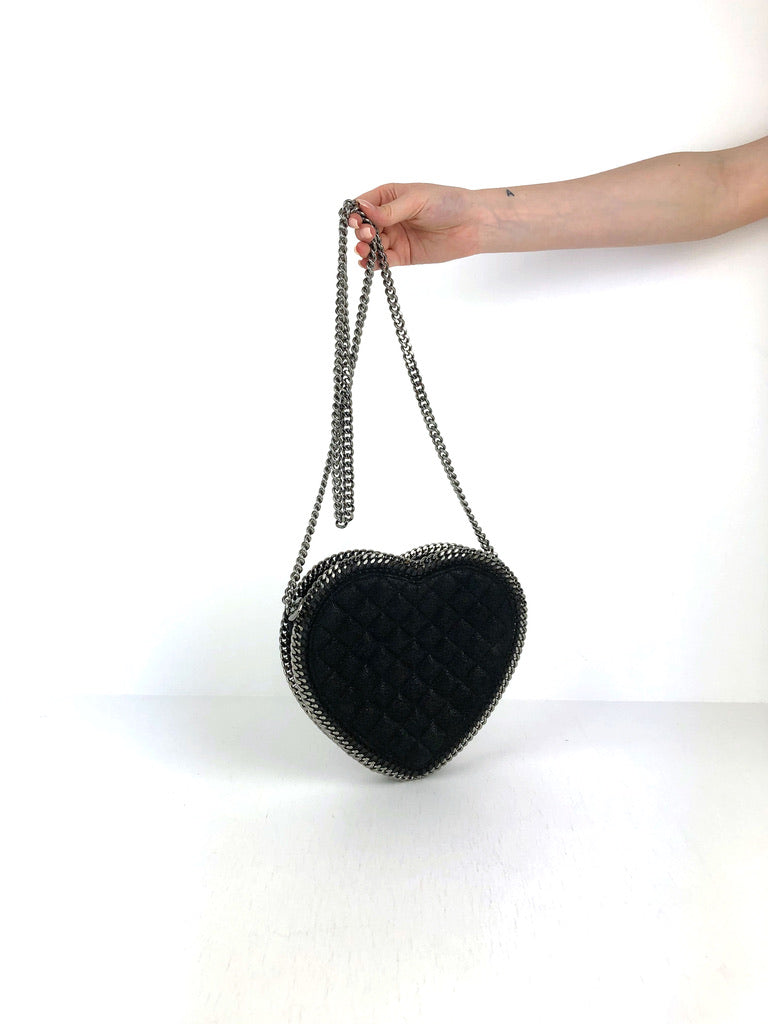 Stella Mccartney Falabella Heart Bag/Taske