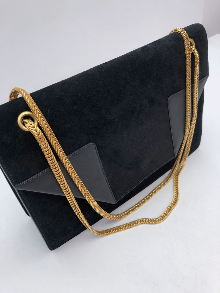 Saint Laurent Betty Bag Suede