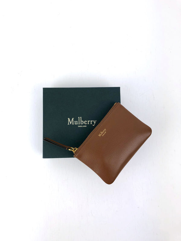 Mulberry Lille Pung Brun