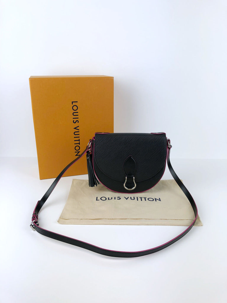 Louis Vuitton Cloud Epi Noir Crossbody