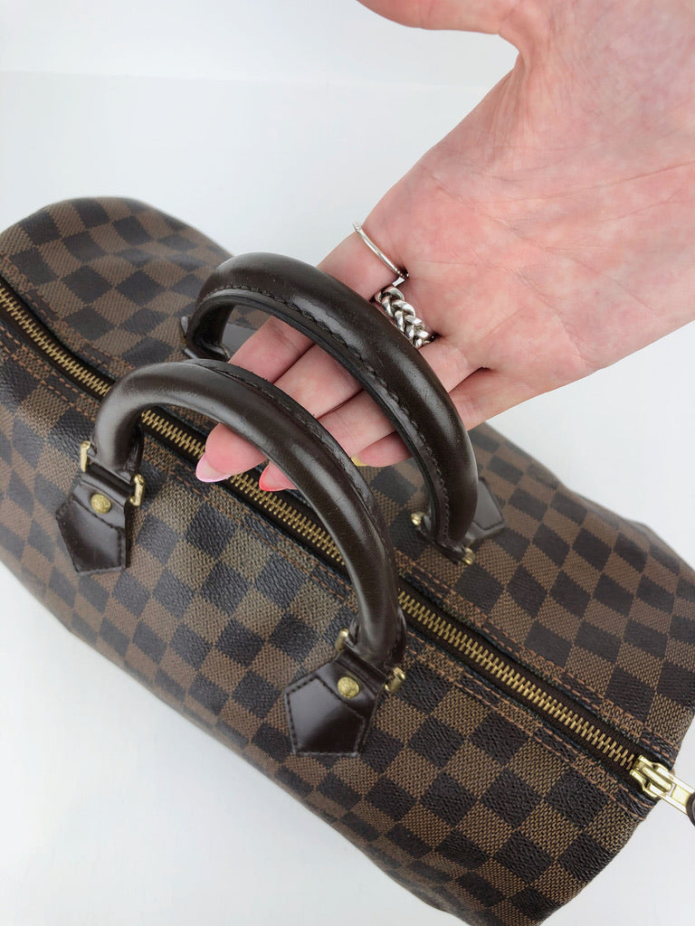 Louis Vuitton Speedy Taske 35 Damier