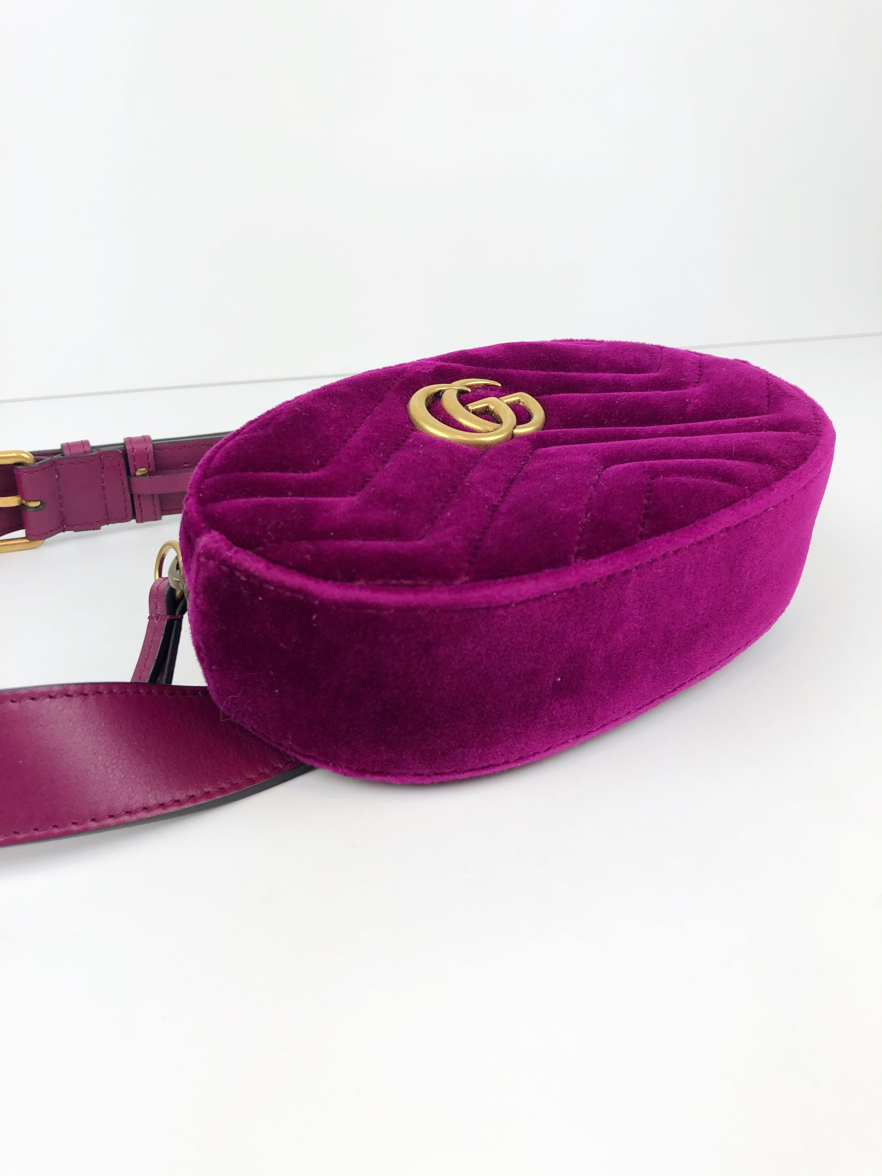 Gucci Marmont Beltbag