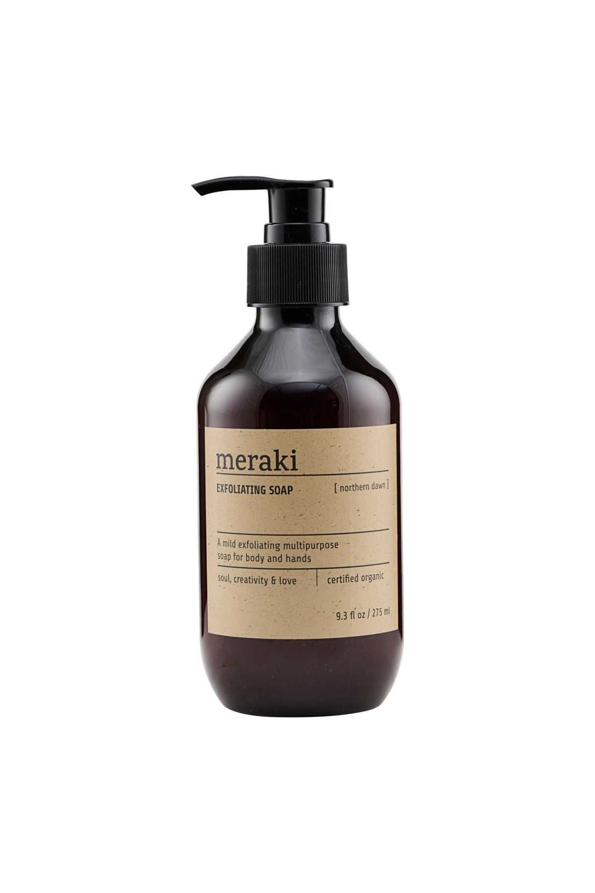 Meraki Exfoliating soap, Northern dawn