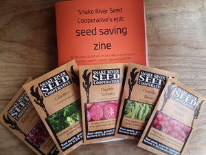 Beginning Seed Saver Pack