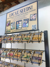 Load image into Gallery viewer, Veggie, Herbs + Flower Retail Seed Rack